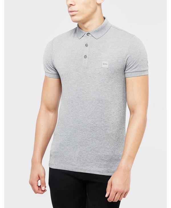 3586a05c BOSS Orange Pavlik Short Sleeve Polo Shirt   scotts Menswear