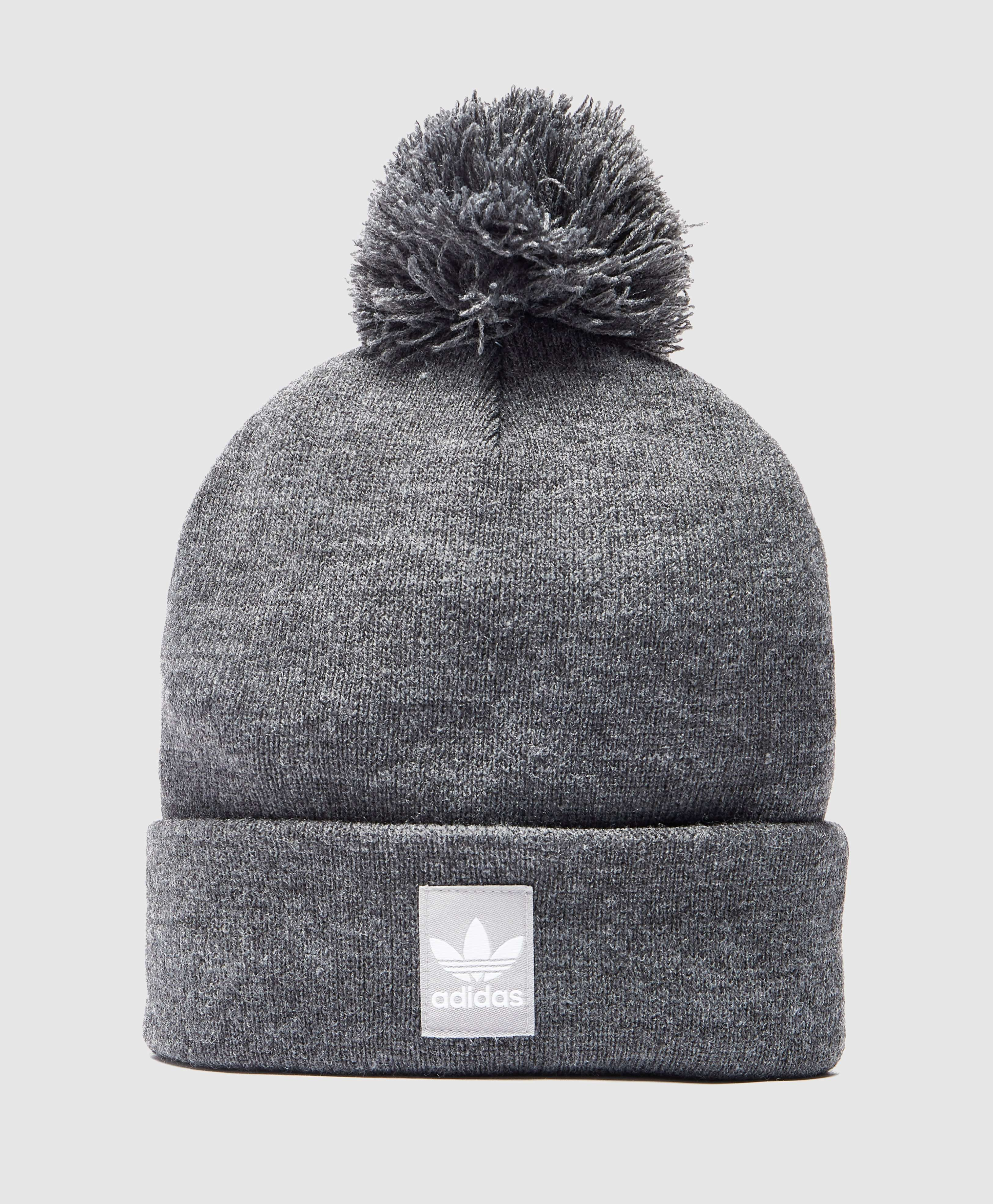 43243dc74 adidas Originals Logo Bobble Hat   scotts Menswear