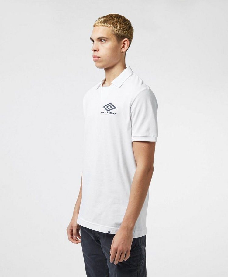 Pretty Green x Umbro Short Sleeve Polo Shirt