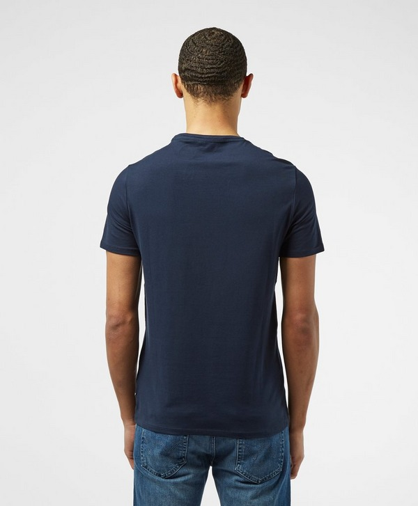 Guess Reflective Triangle Short Sleeve T-Shirt