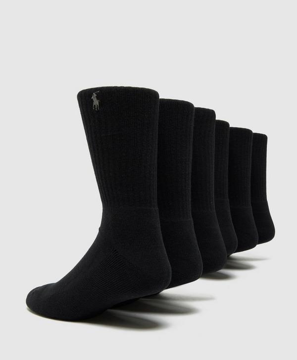 Polo Ralph Lauren 5 Pack Logo Socks