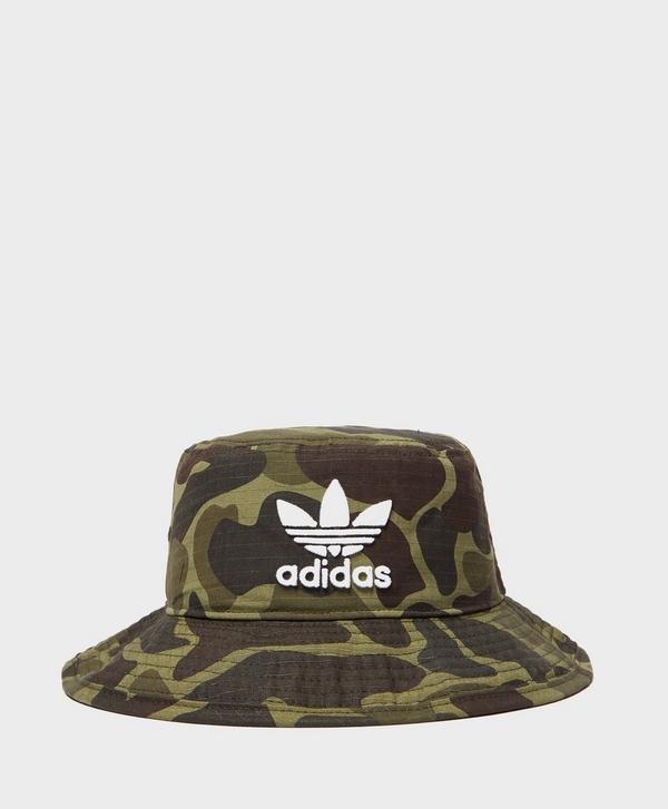 384bd3af adidas Originals Camo Bucket Hat | scotts Menswear