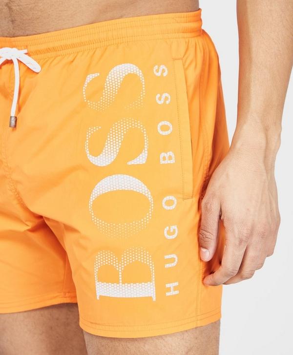 2702aea10 BOSS Octopus Swim Shorts | scotts Menswear