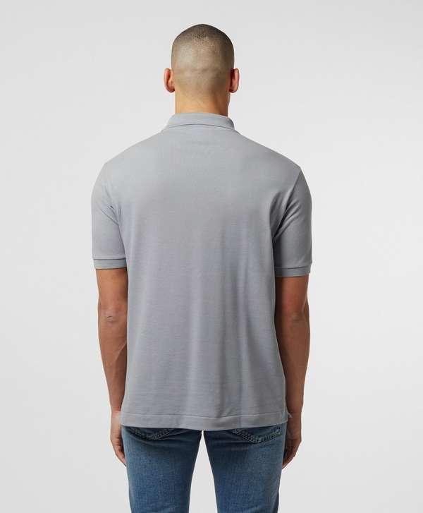 Lacoste L1212 Short Sleeve Flat Polo Shirt