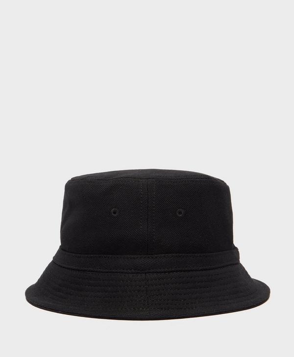 6a1579ff Lacoste Pique Bucket Hat | scotts Menswear