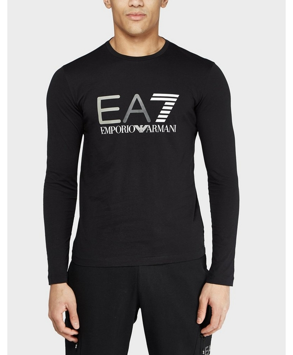 72825c64 Emporio Armani EA7 Long-Sleeve T-Shirt | scotts Menswear