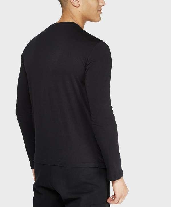2211e7034299 Emporio Armani EA7 Long-Sleeve T-Shirt | scotts Menswear
