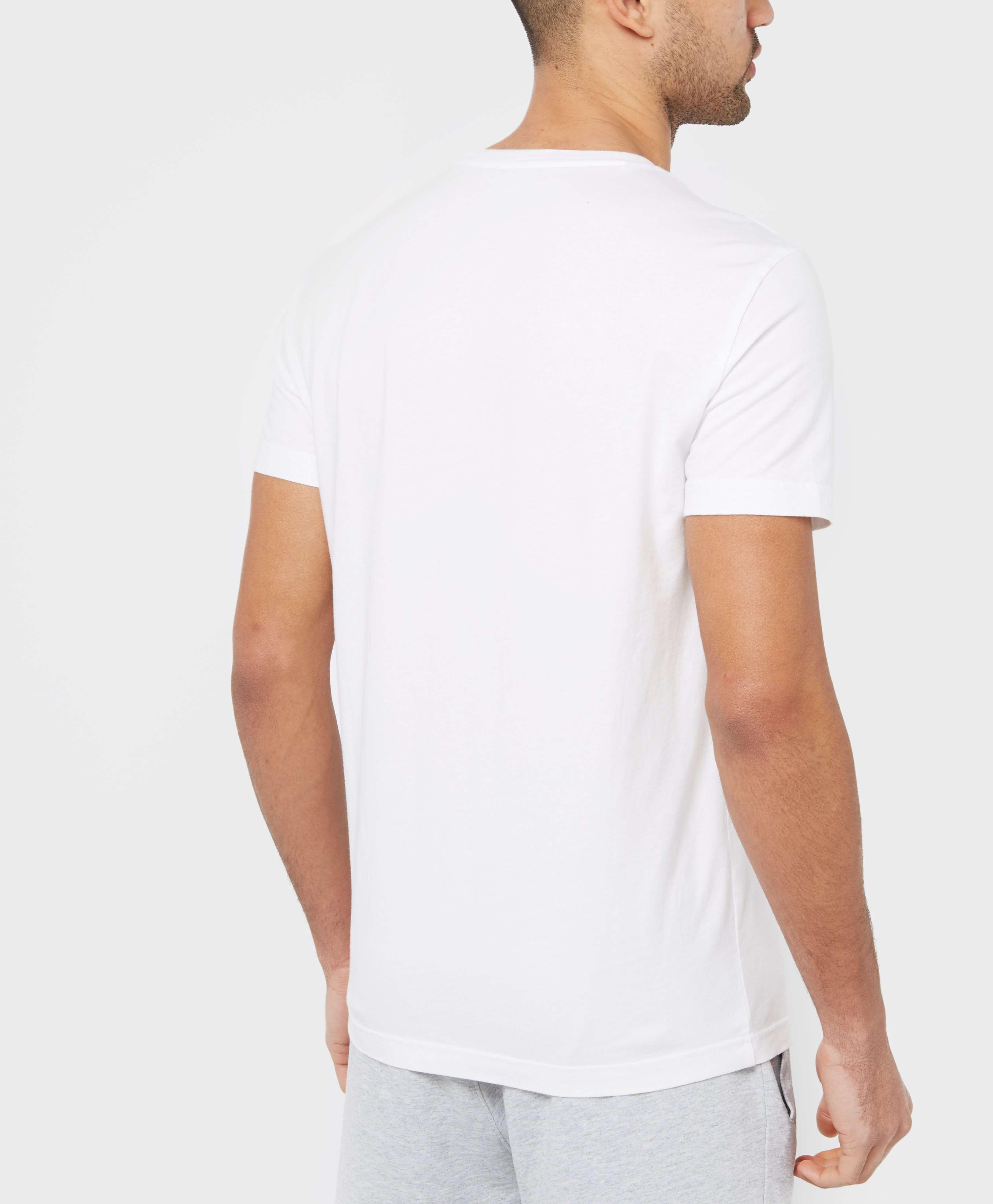 Emporio Armani EA7 Stripe Eagle T-Shirt