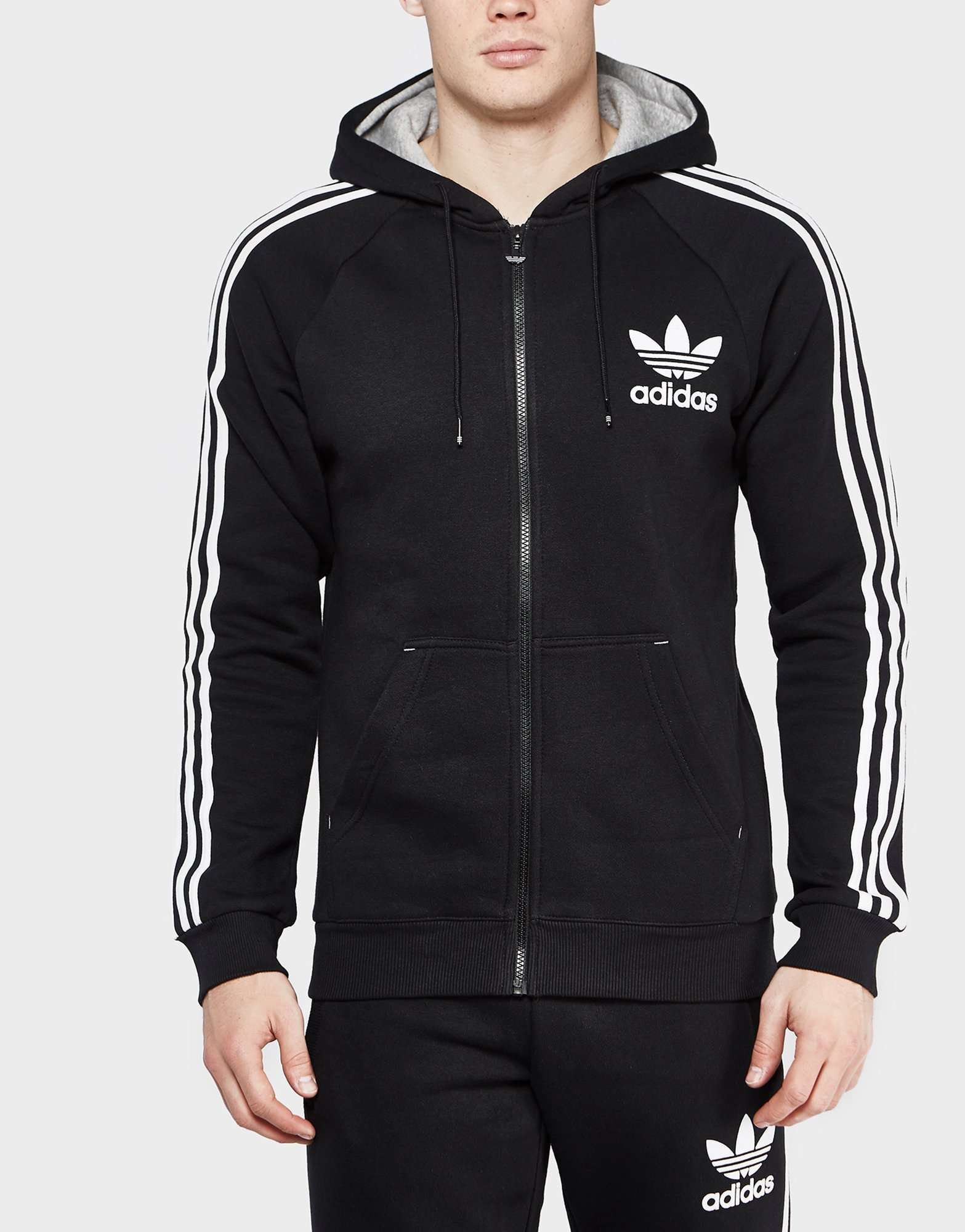 California HoodieScotts Zip Adidas Menswear Originals Full wO8Xn0Pk