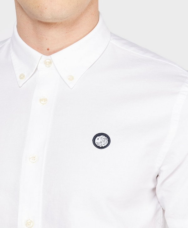 894be6ab0b76 Pretty Green Short Sleeve Oxford Shirt | scotts Menswear
