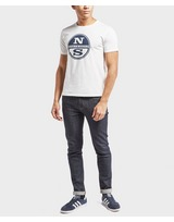 North Sails Large Logo Short Sleeve T-Shirt
