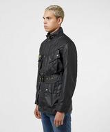 Barbour International Slim Waxed Jacket