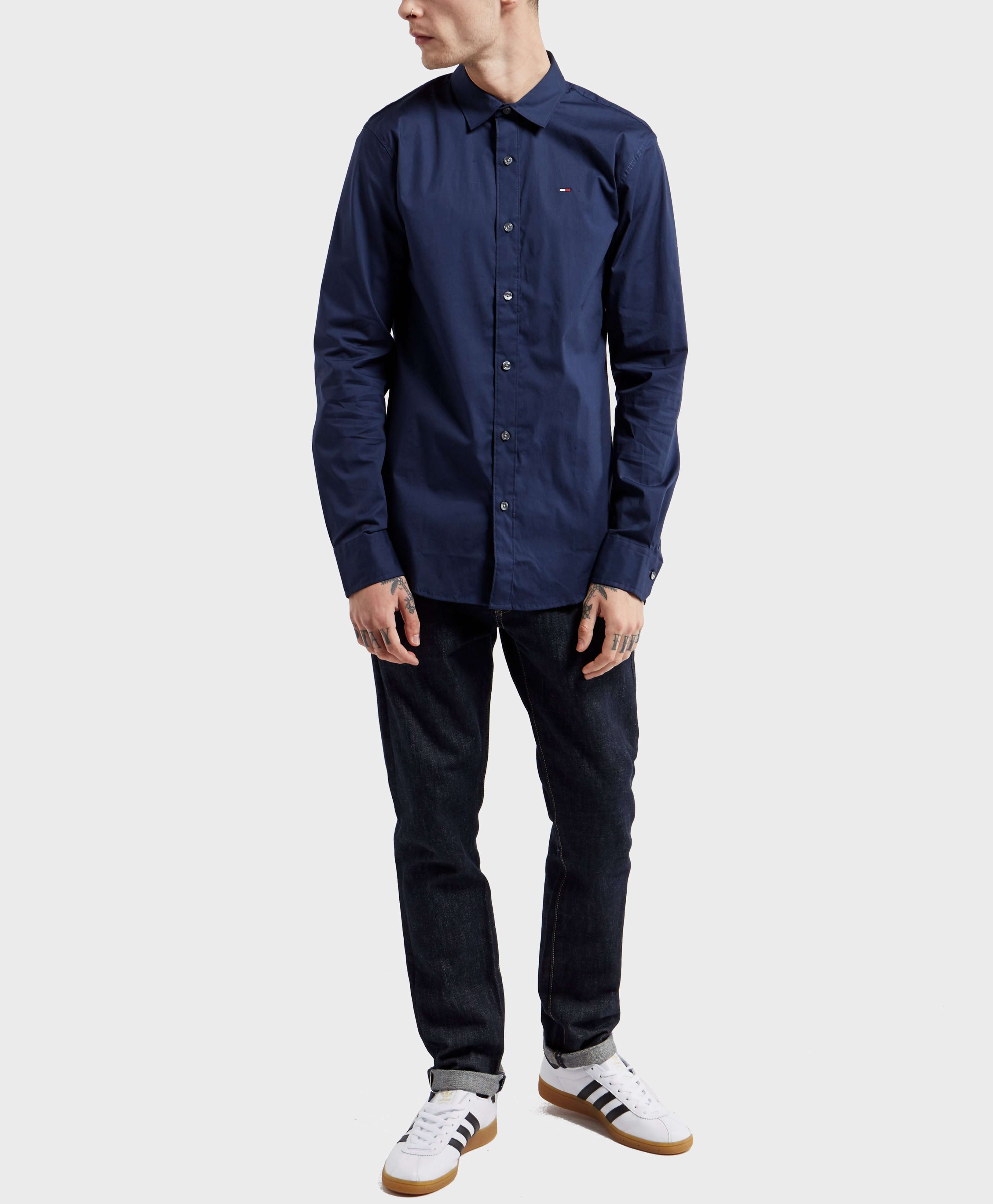 Tommy Hilfiger Stretch Long-Sleeve Shirt