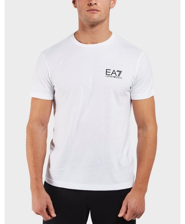 9342ba84f370b Emporio Armani EA7 Core Crew Neck Short Sleeve T-Shirt | scotts Menswear