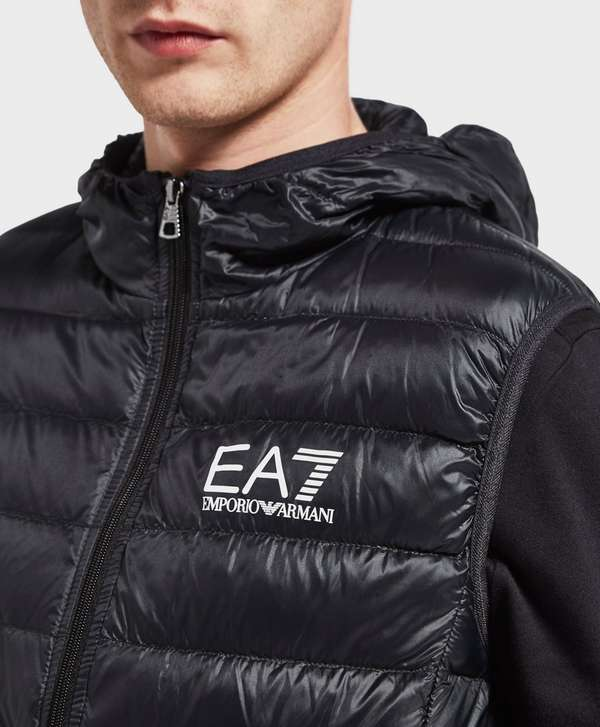 Emporio Armani EA7 Core Hooded Padded Gilet