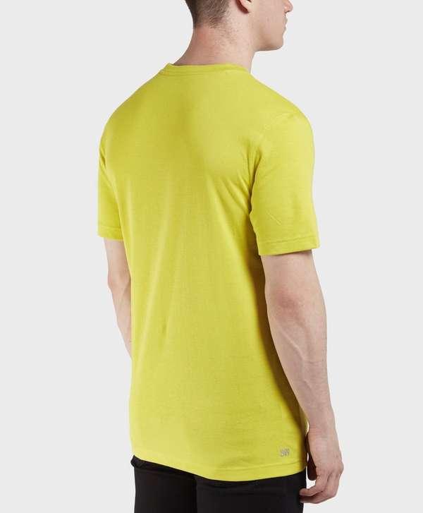 lacoste croc logo short sleeve t shirt scotts menswear. Black Bedroom Furniture Sets. Home Design Ideas