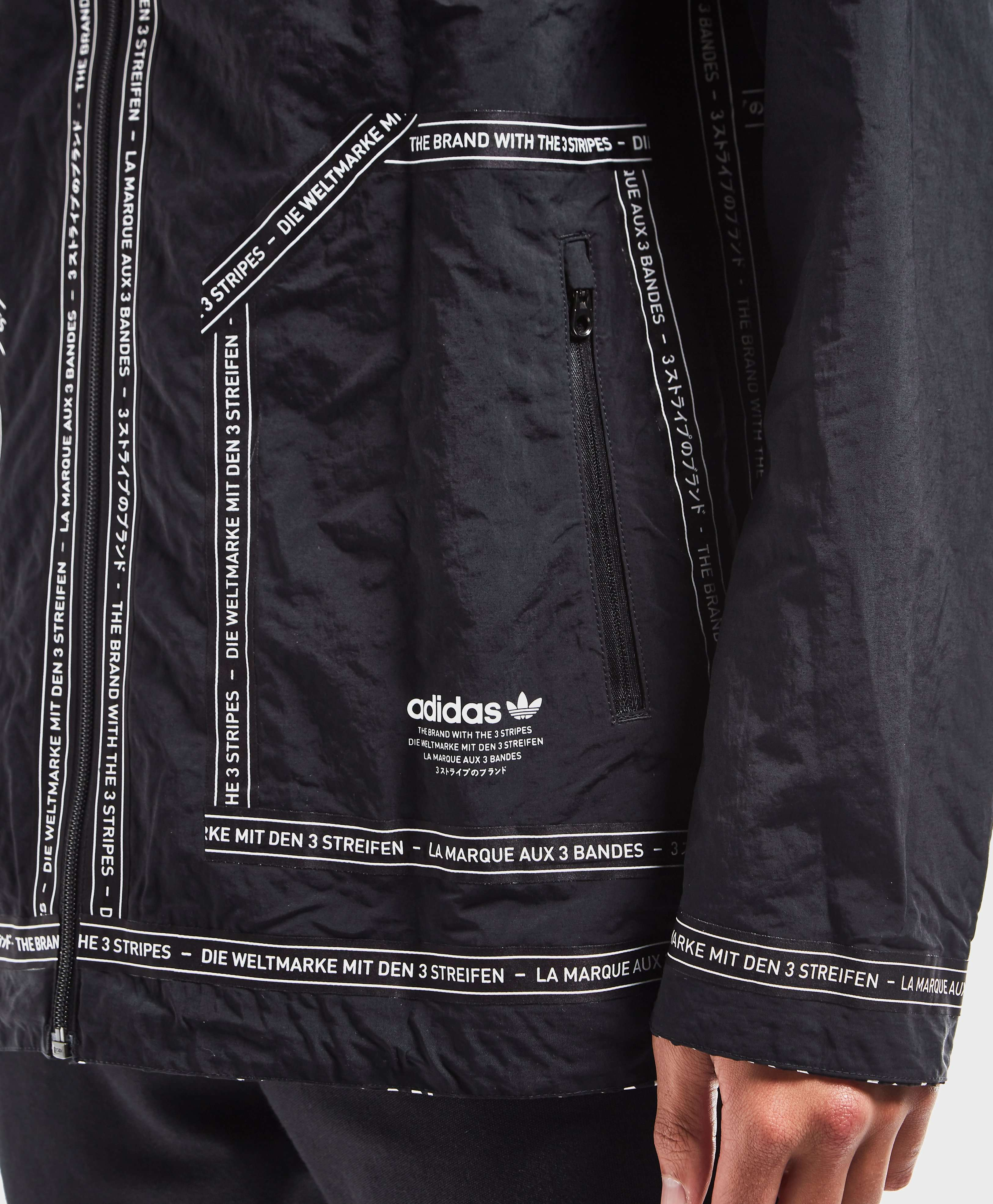 adidas Originals NMD Reversible Lightweight Field Jacket