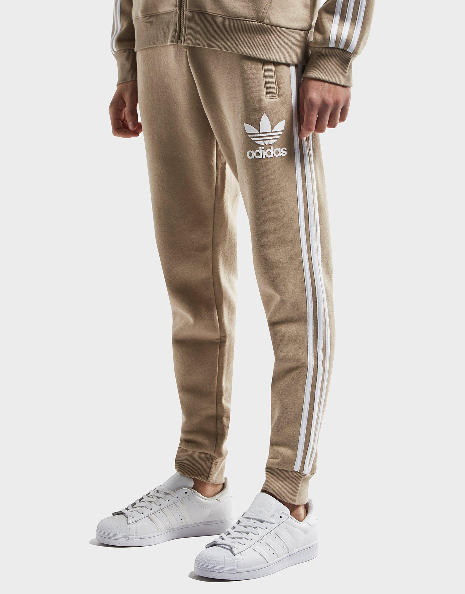adidas california cuffed track pants