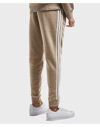 Adidas Originals California Cuffed Track Pants Brown