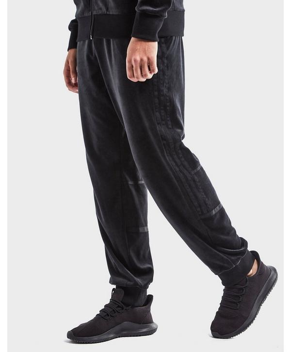 ffac9e4ed1f adidas Originals Challenger Velour Cuffed Track Pants | scotts Menswear