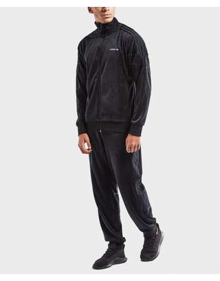 adidas Originals Challenger Velour Cuffed Track Pants