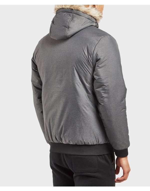 adidas Originals Trefoil Fur Padded Parka Jacket