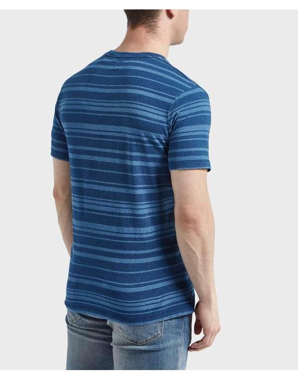 Levis Sunset Striped Short Sleeve T-Shirt