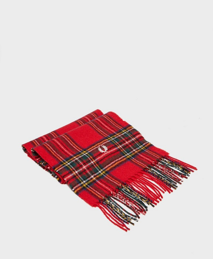 Fred Perry Stewart Tartan Scarf - Online Exclusive
