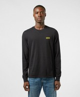 Barbour International Small Logo Long Sleeve T-Shirt