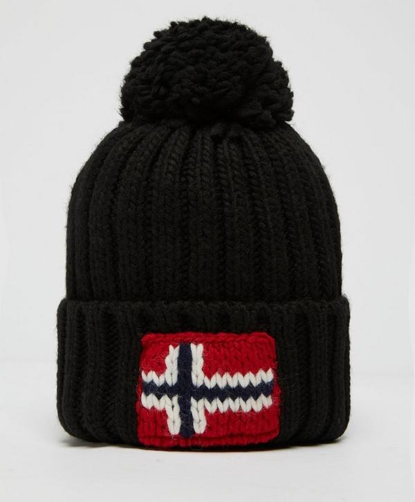 b667352437eb1 Napapijri Semiury Bobble Hat