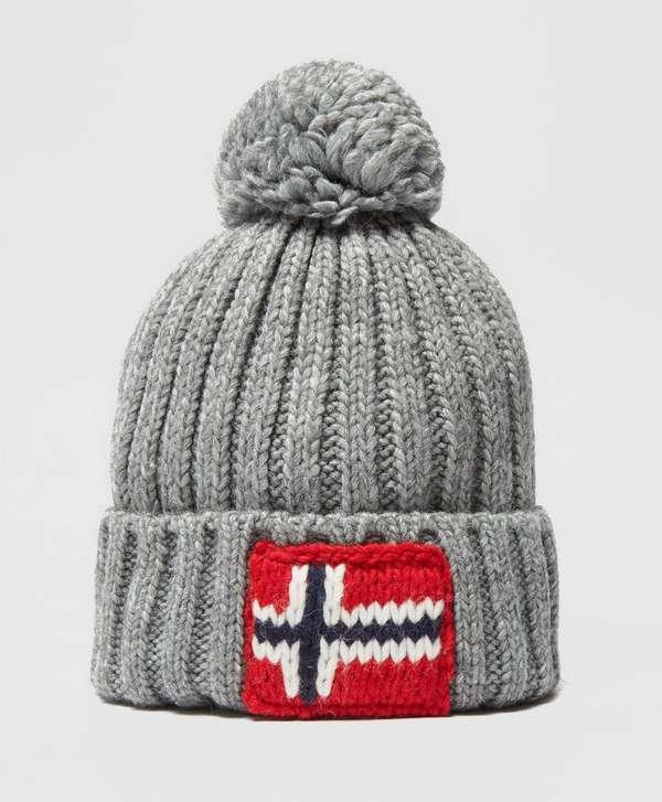 0aa9106aefc Napapijri Semiury Bobble Hat ...