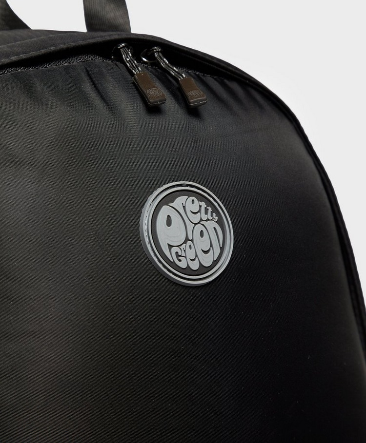 Pretty Green Paisley Backpack