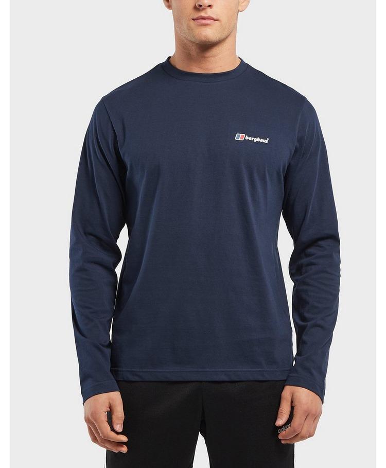Berghaus Back Print Long Sleeve T-Shirt