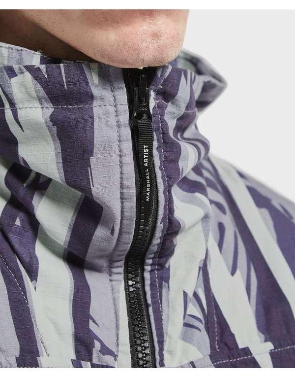 Marshall Artist All Over Print Ripstop Lightweight Jacket