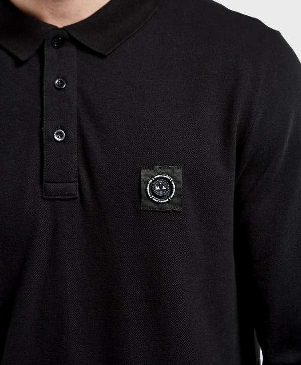 Marshall Artist Siren Long Sleeve Polo Shirt - Online Exclusive