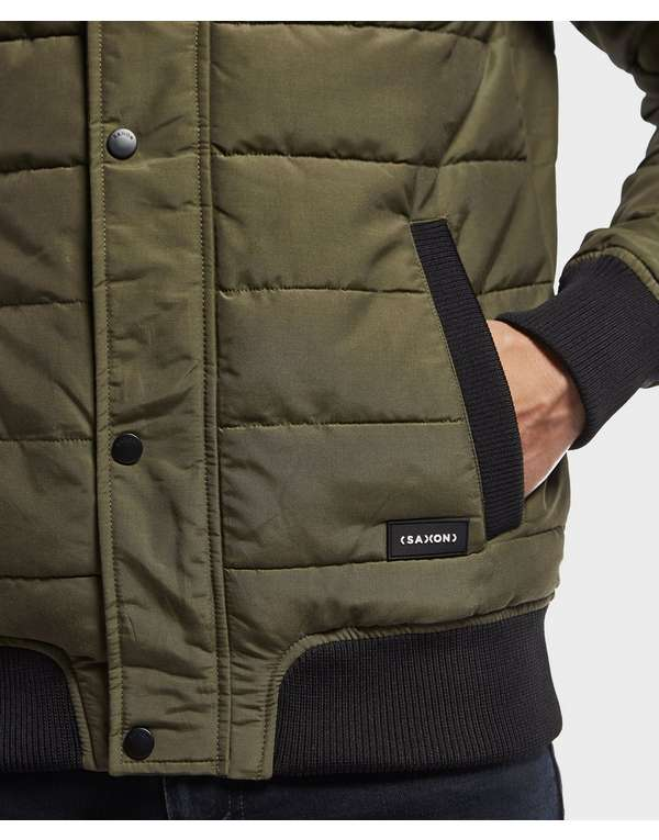 One True Saxon Logical Padded Parka - Exclusive