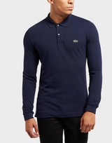 Lacoste Slim Fit Long Sleeve Polo Shirt