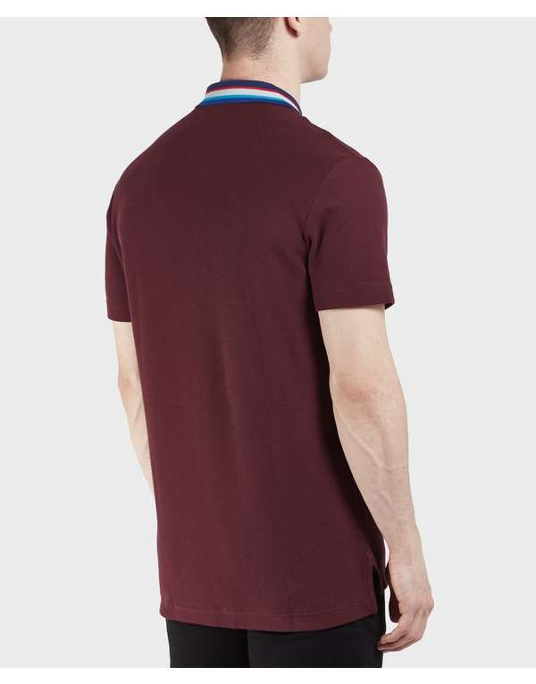 Lacoste Noppe Short Sleeve Polo Shirt