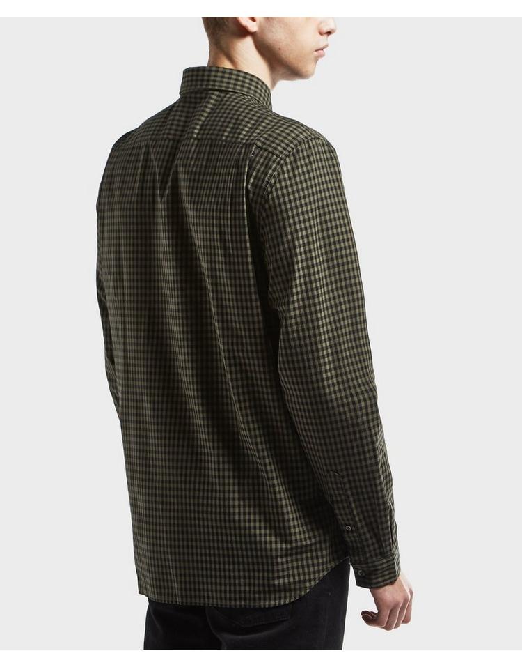 Lacoste Gingham Long Sleeve Shirt