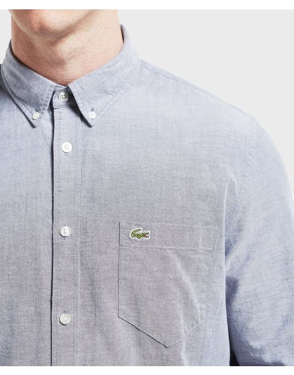 Lacoste Oxford Long Sleeve Shirt