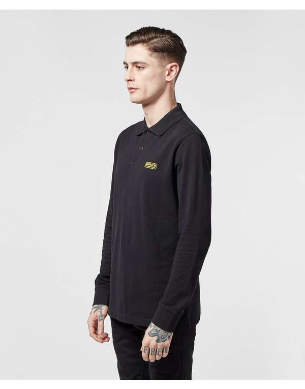 Barbour International Long Sleeve Polo Shirt - Exclusive