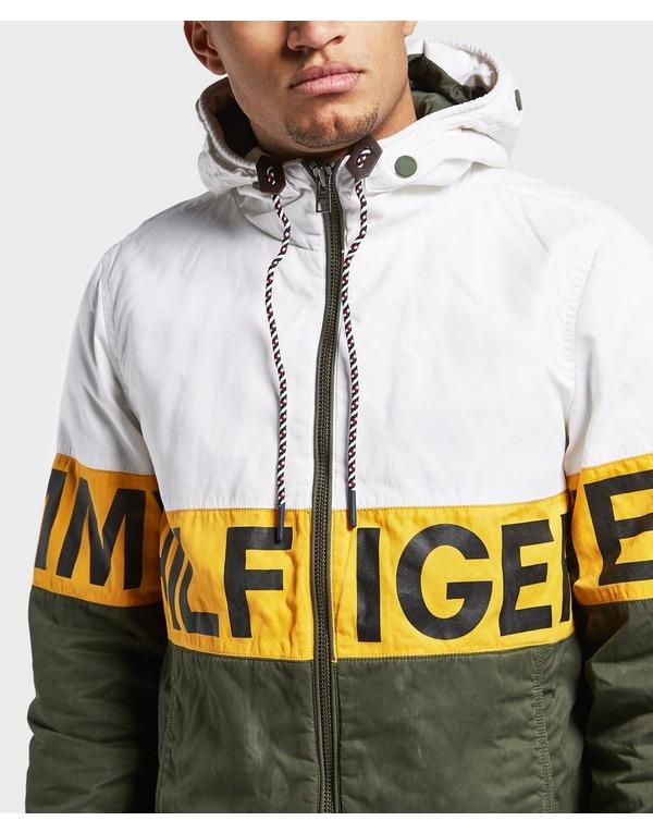 Tommy Hilfiger Block Logo Padded Jacket - Online Exclusive