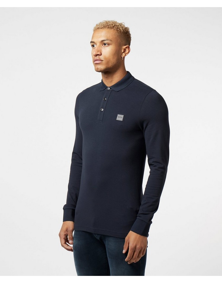 BOSS Paulyn Long Sleeve Polo Shirt - Exclusive