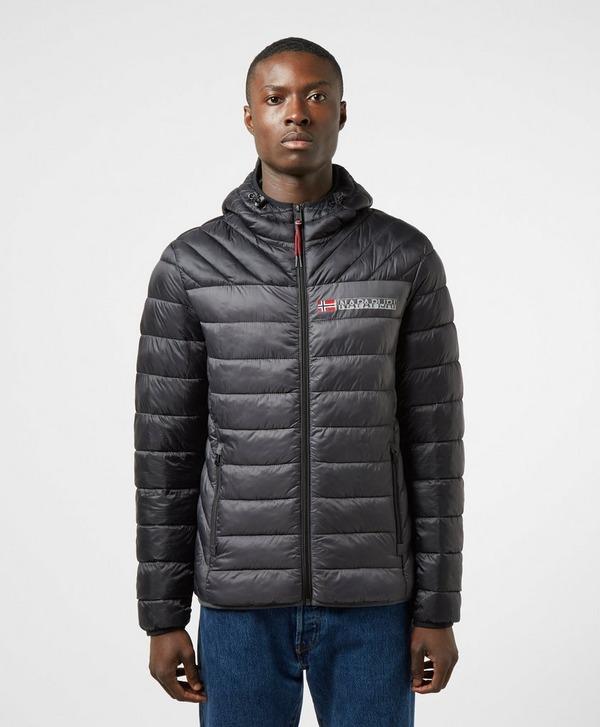 Napapijri Aerons Colour Block Padded Jacket