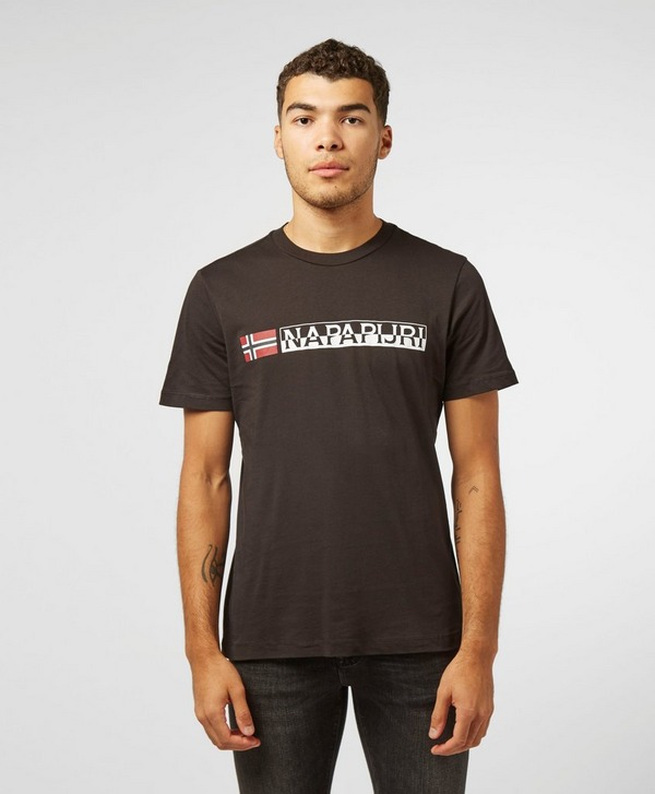 Napapijri Chest Logo Short Sleeve T-Shirt
