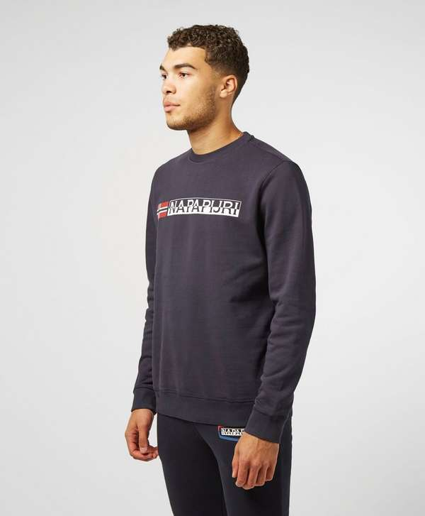 Napapijri Chest Logo Sweatshirt