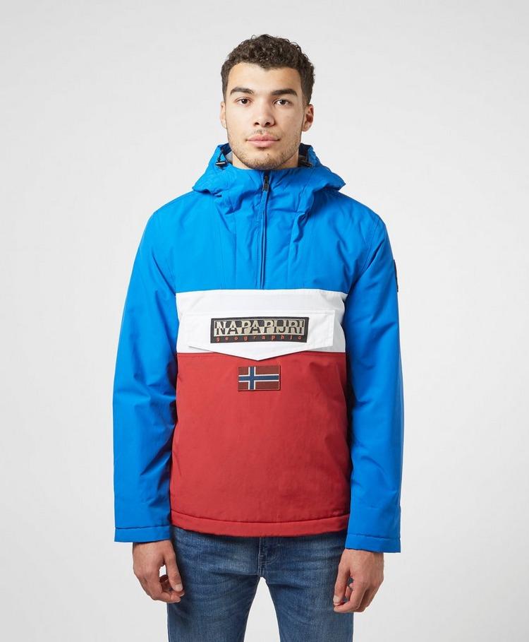 Napapijri Rainforest Winter Colour Block Padded Jacket