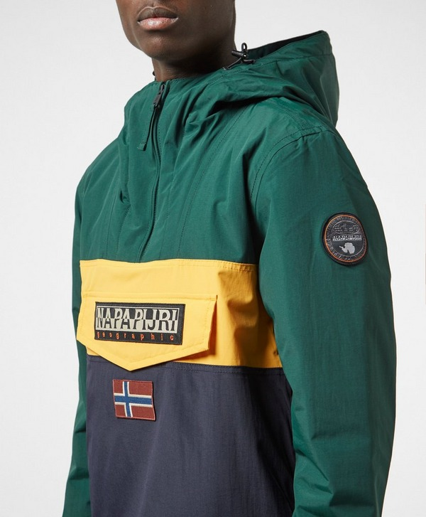 Napapijri Rainforest Winter Colour Block Padded Jacket