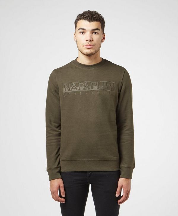 Napapijri Berber Embroidered Sweatshirt