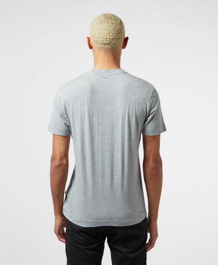 Napapijri Serber Embossed Short Sleeve T-Shirt